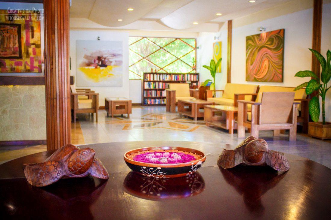 reception at Eriyadu island resort