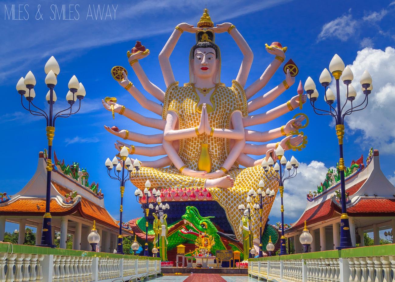 Wat Plei Laem Koh Samui