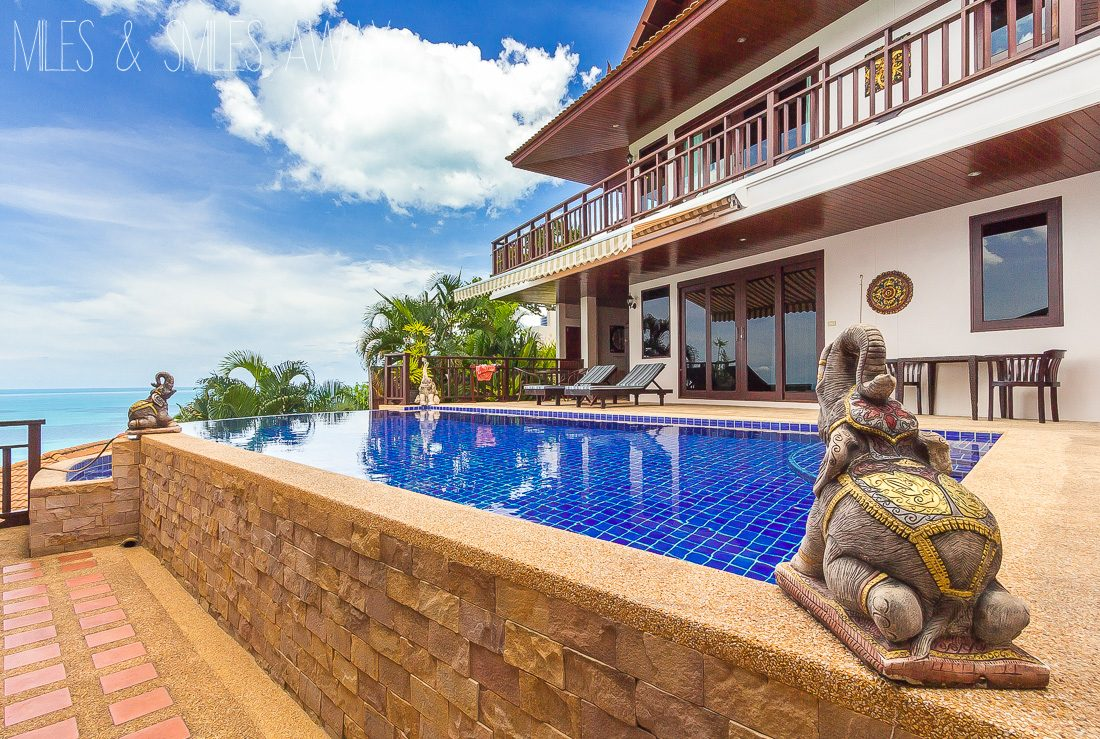 Sandalwood Luxury Villas in Ko Samui