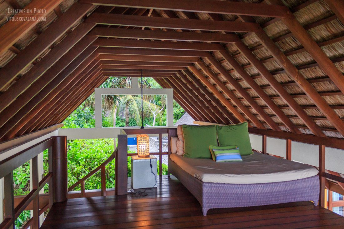 open villa at Four Seasons Landaa Giraavaru