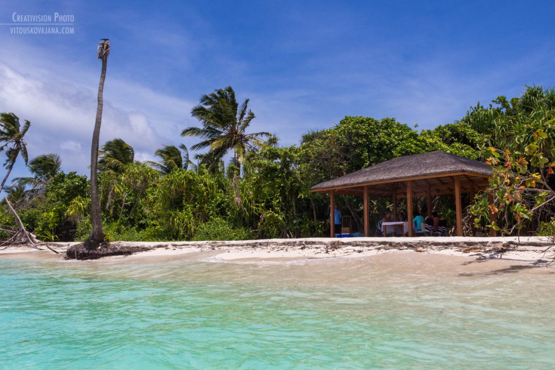 picnic island at Four Seasons Landaa Giraavaru