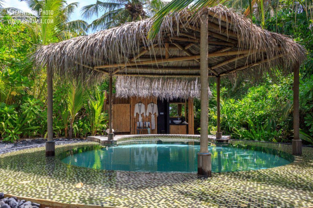 WatSu pool One&Only Reethi Rah