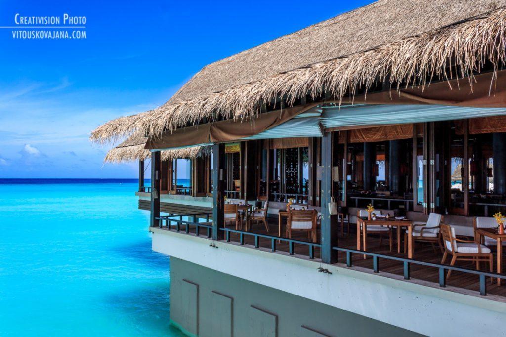 restaurant One&Oly Reethi Rah