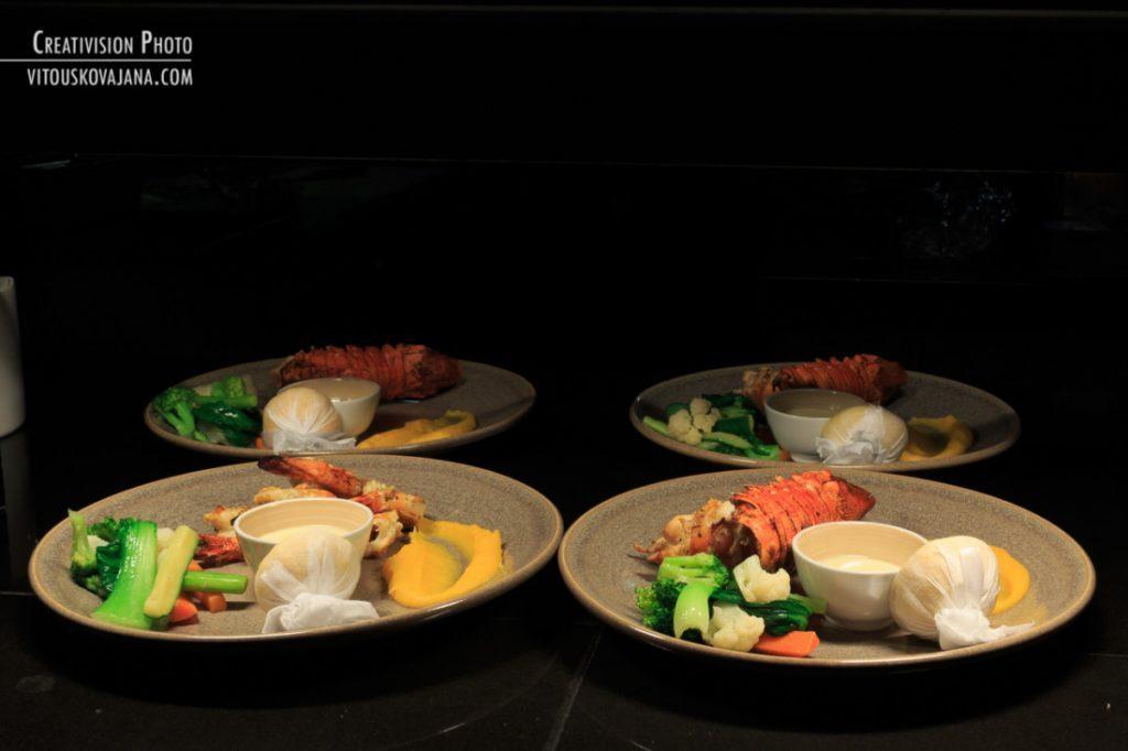 dinner One&Only Reethi Rah
