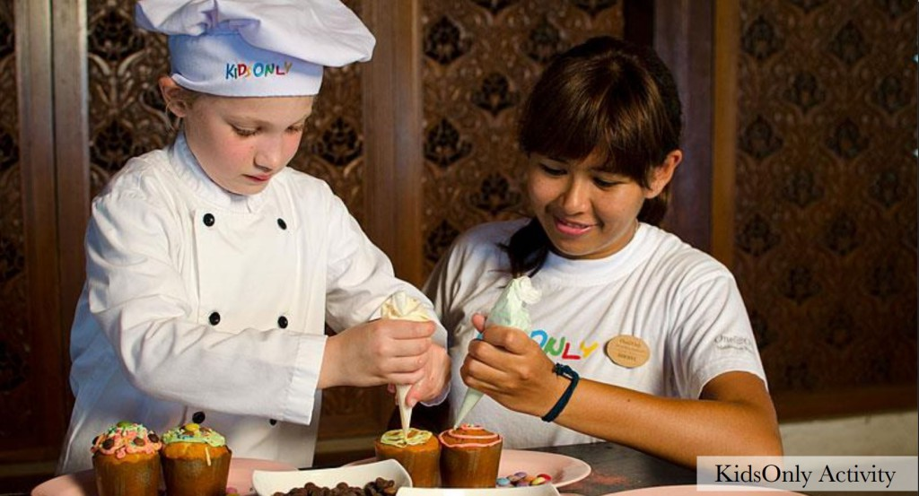 cookery workshop pro děti One&Only Reethi Rah