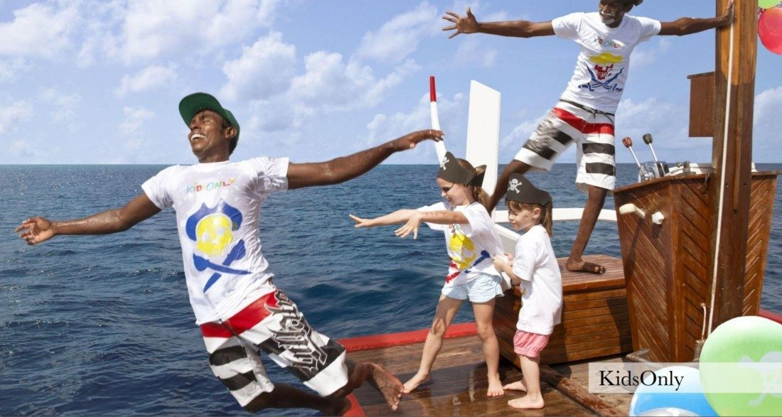 One & Only Reethi Rah kids activities