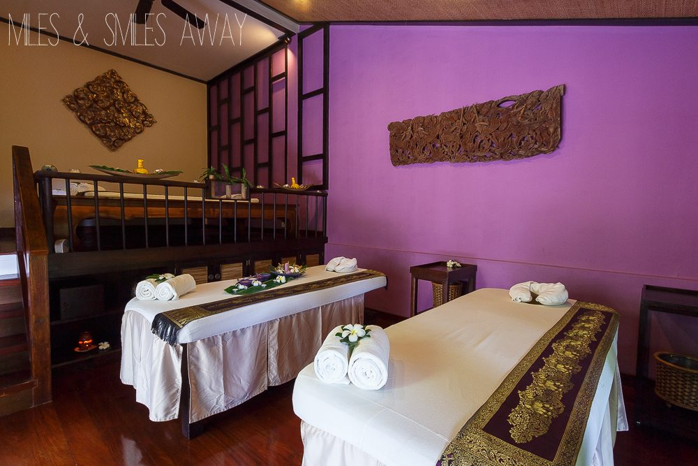 Prana spa Tongsai Bay