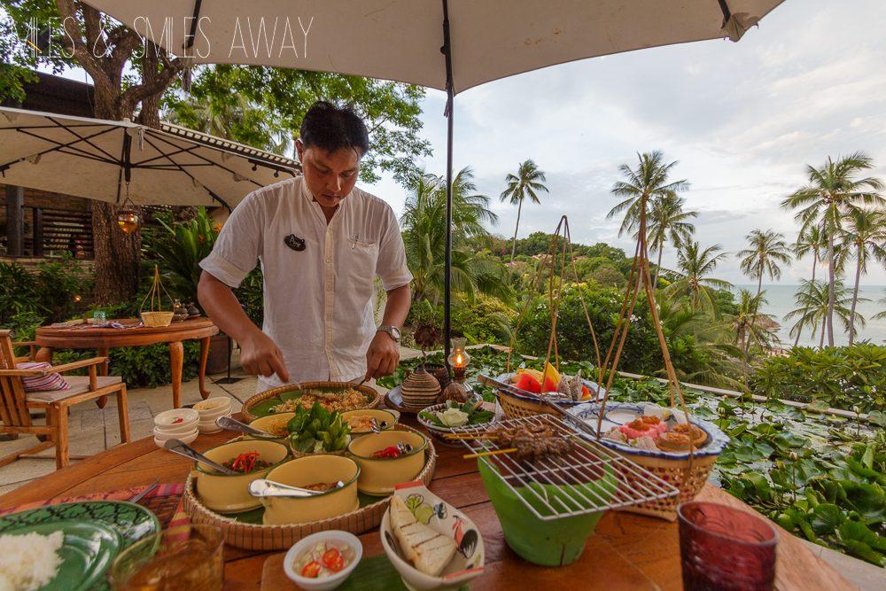 Tongsai Bay diner