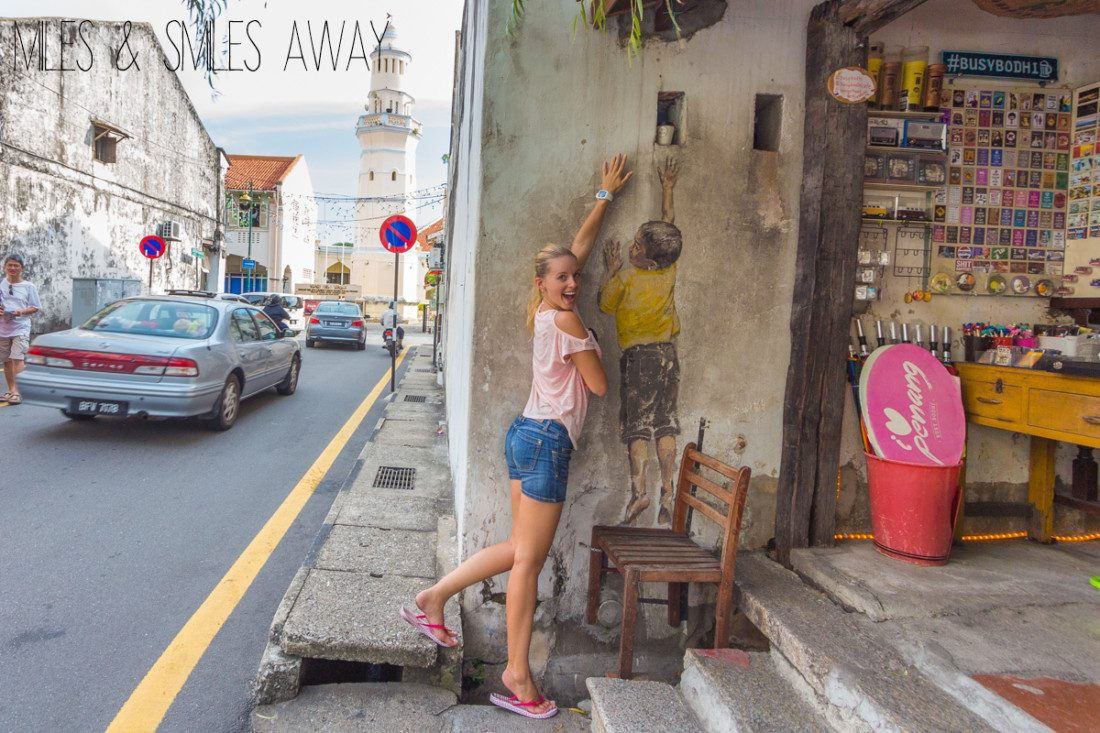 PENANG – CITY OF STREET ART