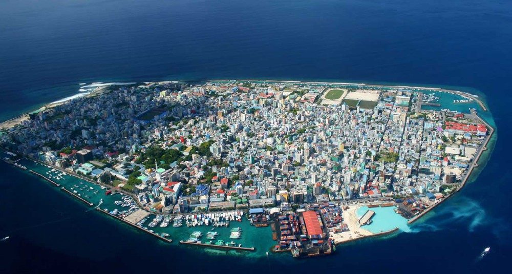 the capital of Maldives