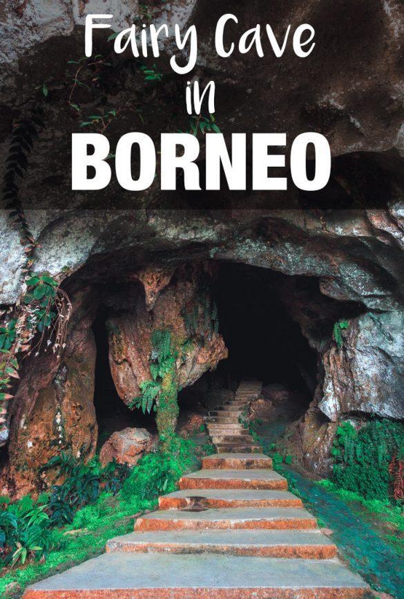 fairy cave in borneo