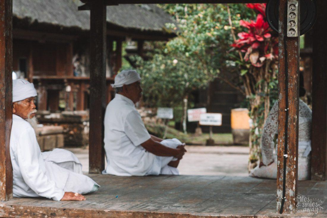 Pura Batukaru tenple Bali