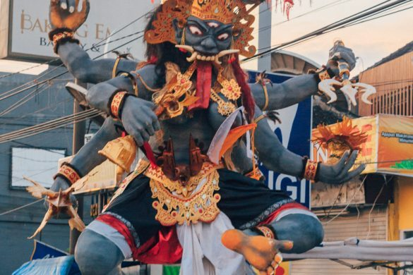 Nyepi: The Day When Bali Shuts Down