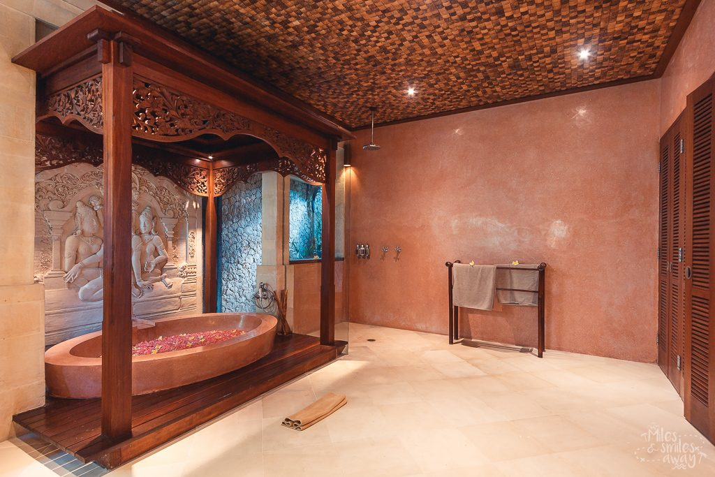 Bathroom at Jamahal Private Resort & Spa in Bali