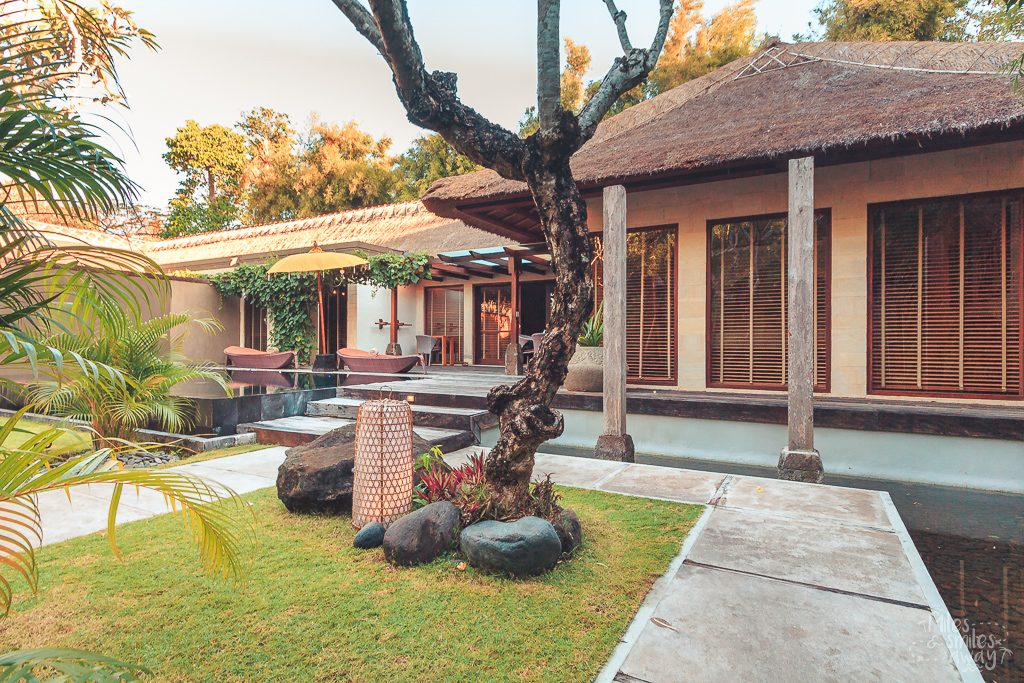 Spa villa at Jamahal Private Resort & Spa in Bali