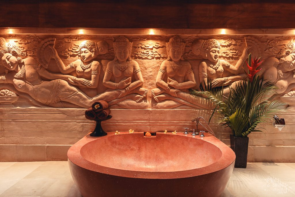 Spa at Jamahal Private Resort & Spa in Bali