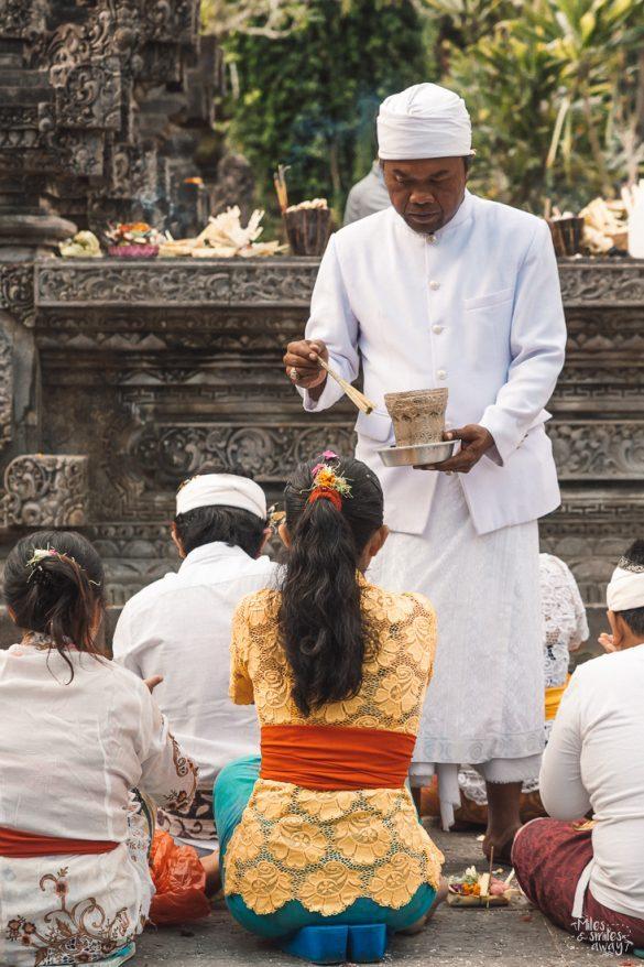 tirta empul bali chrám Indonésie