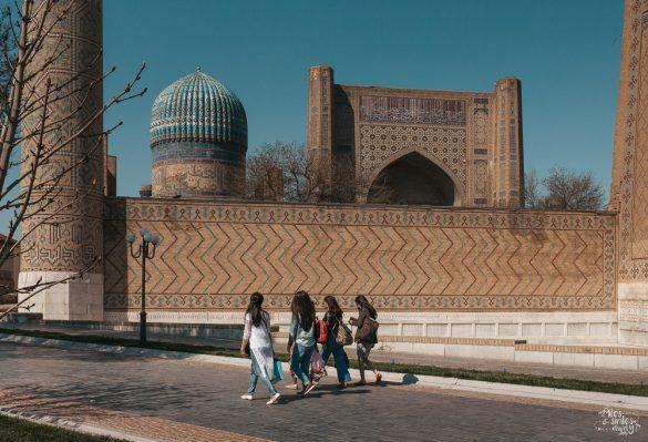 bibi khanym samarkand uzbekistan