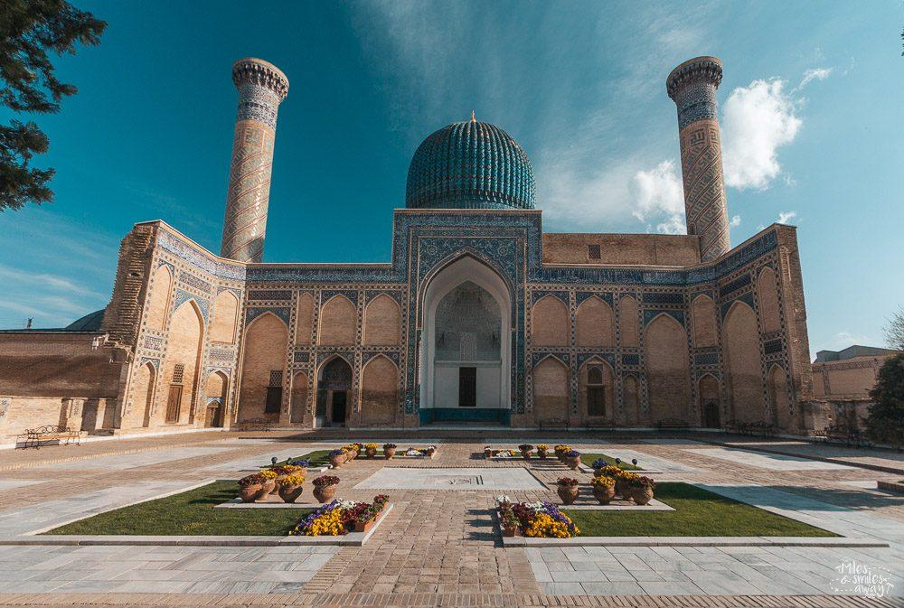 Gur Amir Samarkand